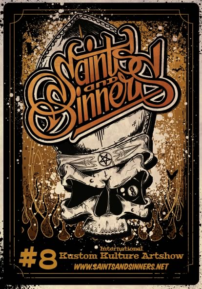 Saints and sinners Flyer